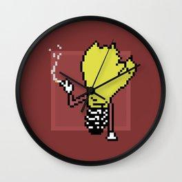 Pixel QOTSA Bulb Wall Clock