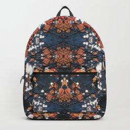 Autumnal mosaic Backpack