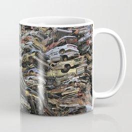 Heaven up here  Coffee Mug
