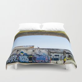 Trial Duvet Cover