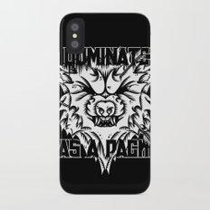 Wolf Pack iPhone X Slim Case