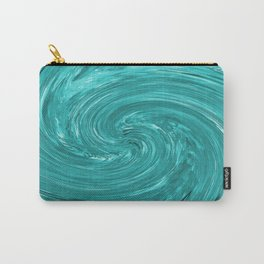 Watch the Swirling Water Go Down the Drain Carry-All Pouch