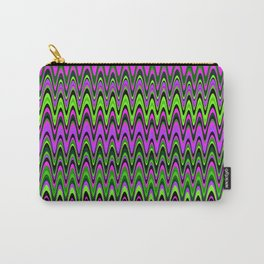 Making Waves Neon Lights Carry-All Pouch