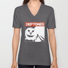 Diamond Eyes Illuminati T-Shirts Unisex V-Neck