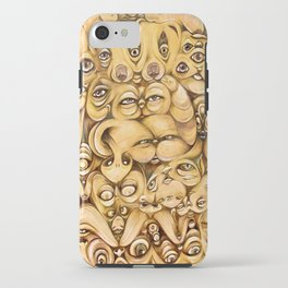 Either Way Yew Look At It iPhone Case