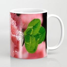 Lucky Butterfly Coffee Mug