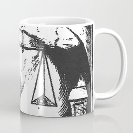La Justice Coffee Mug