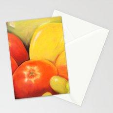 Fruit - Pastel Illustration Stationery Cards