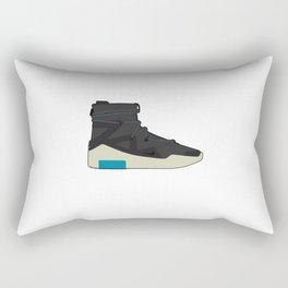 Fear of God - black Rectangular Pillow