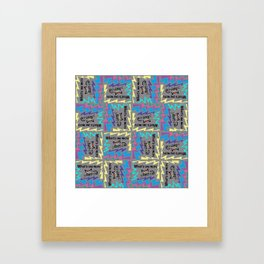 What's One More Cat? Framed Art Print