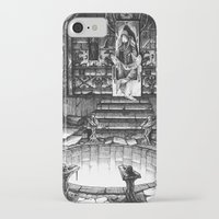 monster high iPhone & iPod Cases featuring The High Priest by Michael Brack