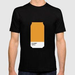 Beer colors Pilsner 1375 C T-shirt