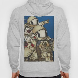 Astronauts Hoody