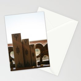 Books on Display Stationery Cards