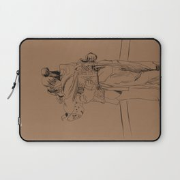 After the Match Laptop Sleeve