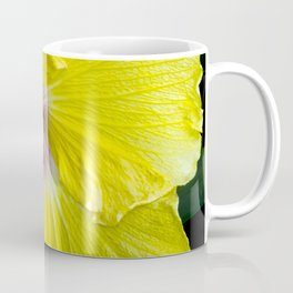Yellow Hibiscus 17 5799 Coffee Mug
