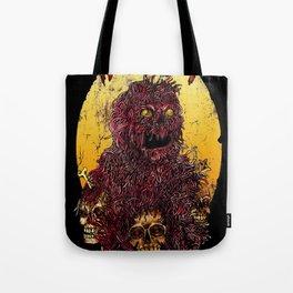 WORM BOY Tote Bag
