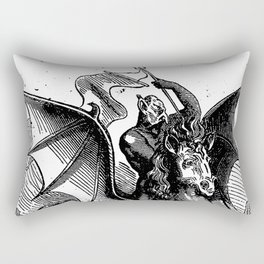 Abigor Rectangular Pillow