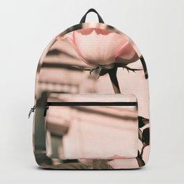 Paris in Blush Pink II Backpack