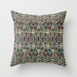 Multicoloured Rice, Rice Baby Throw Pillow