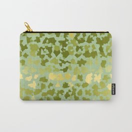 SAFARI GREEN Carry-All Pouch