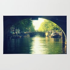 Early Hour Amsterdam. Rug