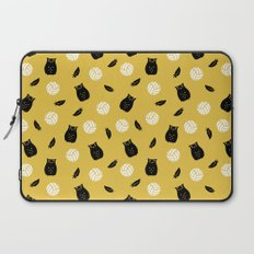 Volley Owls! Laptop Sleeve