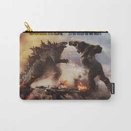 Godzilla vs Kong Carry-All Pouch