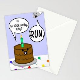 Happy Birthday to me Stationery Cards