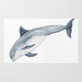 Bottlenose dolphin Rug