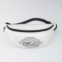 American Motorcycles Fanny Pack