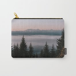 Faraway Mountains - Landscape and Nature Photography Carry-All Pouch