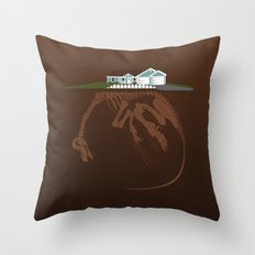 picket. Throw Pillow