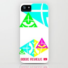 Sides of The Pyramid iPhone Case