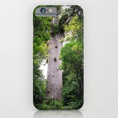 The World's Oldest Wood, Ancient Kauri iPhone 6s Slim Case