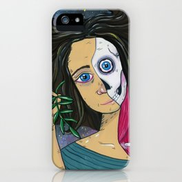 Death to Self iPhone Case