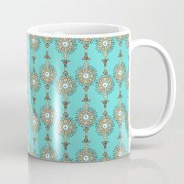 Jesus Monstrance Coffee Mug