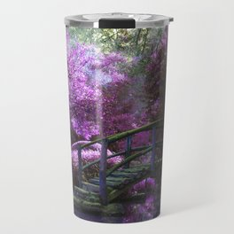 Monet's Garden (Color) Travel Mug
