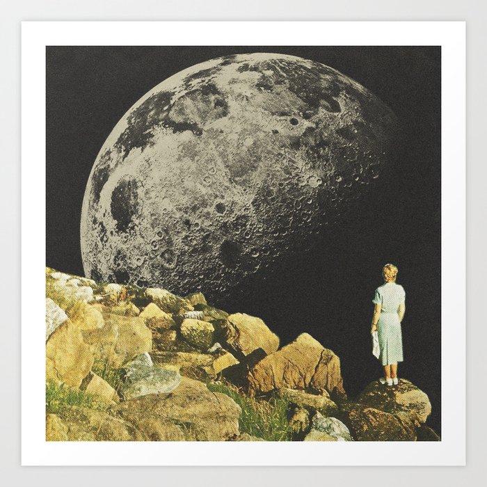 Mount Moon Kunstdrucke