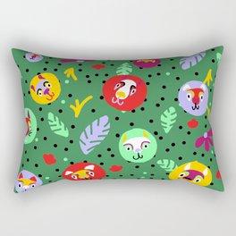 Jungle Baby Rectangular Pillow