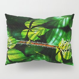 Leaves V9 Pillow Sham