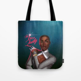 The Iron Lady - Red Version Tote Bag