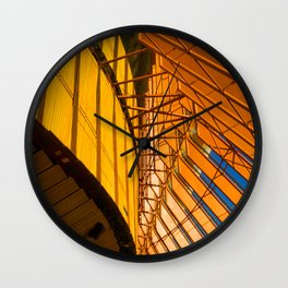 Juncture Wall Clock
