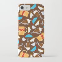 coffe iPhone & iPod Cases featuring Cup of coffe? by Olga  Varlamova