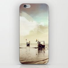 Row your Boat iPhone & iPod Skin