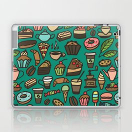 Coffee and pastry  Laptop & iPad Skin
