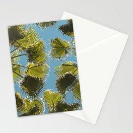 Palm tree Palmera Stationery Cards