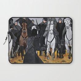 GOT - battle of the bastards Laptop Sleeve