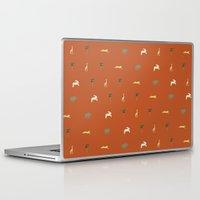 safari Laptop & iPad Skins featuring Safari by FunnyFaceArt