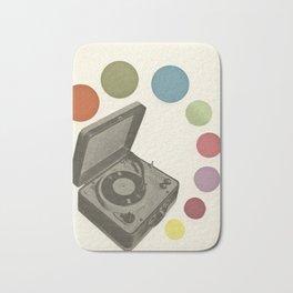 Pop Music Bath Mat